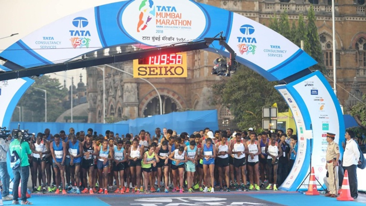 Tata Mumbai Marathon ropes in HelpAge India