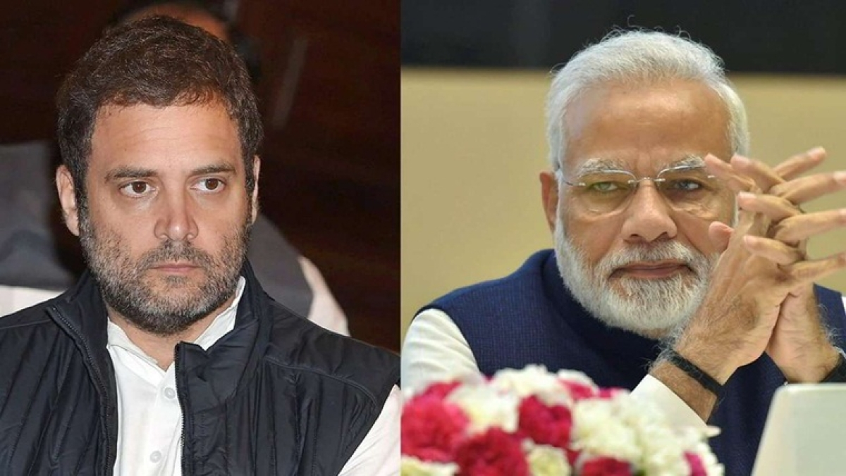 Rahul Gandhi wishes PM Narendra Modi good health and happiness on 69th birthday