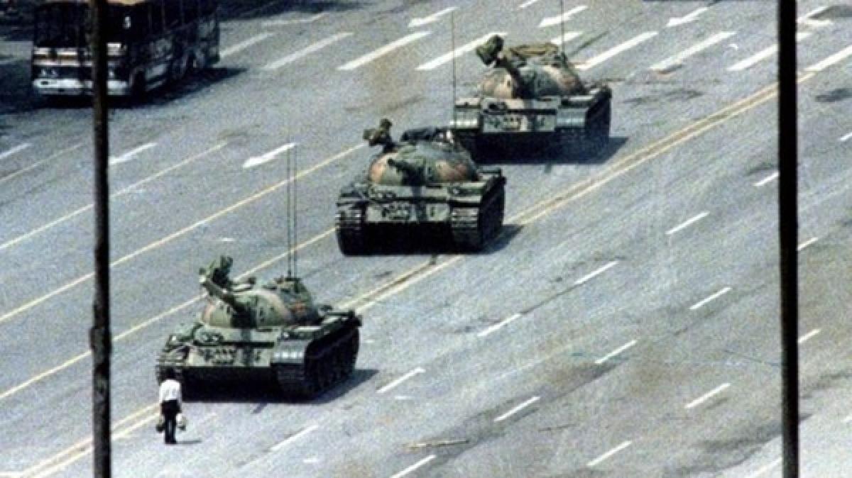 Tiananmen Square 'Tank Man' photographer passes away