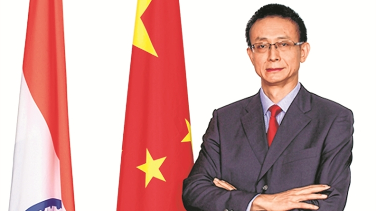 China-India should join hands to develop Asia: Chinese diplomat Tang Guocai