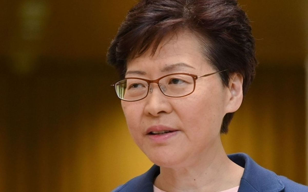 Extradition bill to be withdrawn: Hong Kong Leader