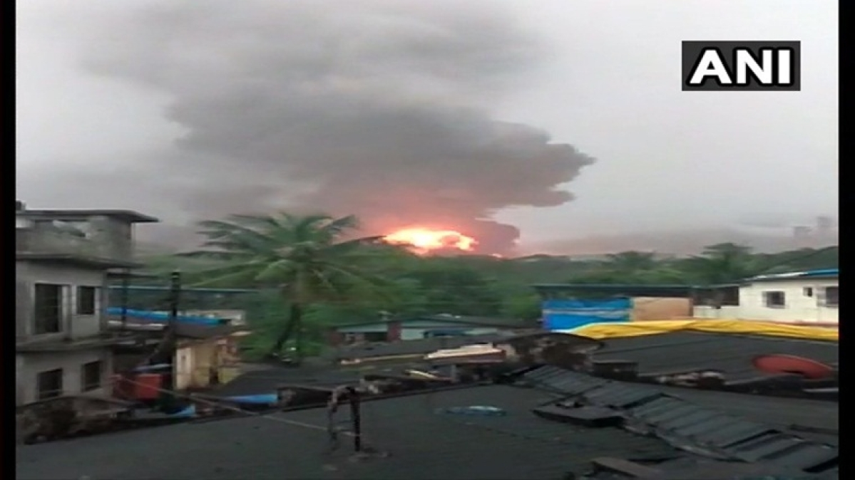 Navi Mumbai: 3 CISF personnel among 4 killed in fire at ONGC plant in Uran; 3 injured