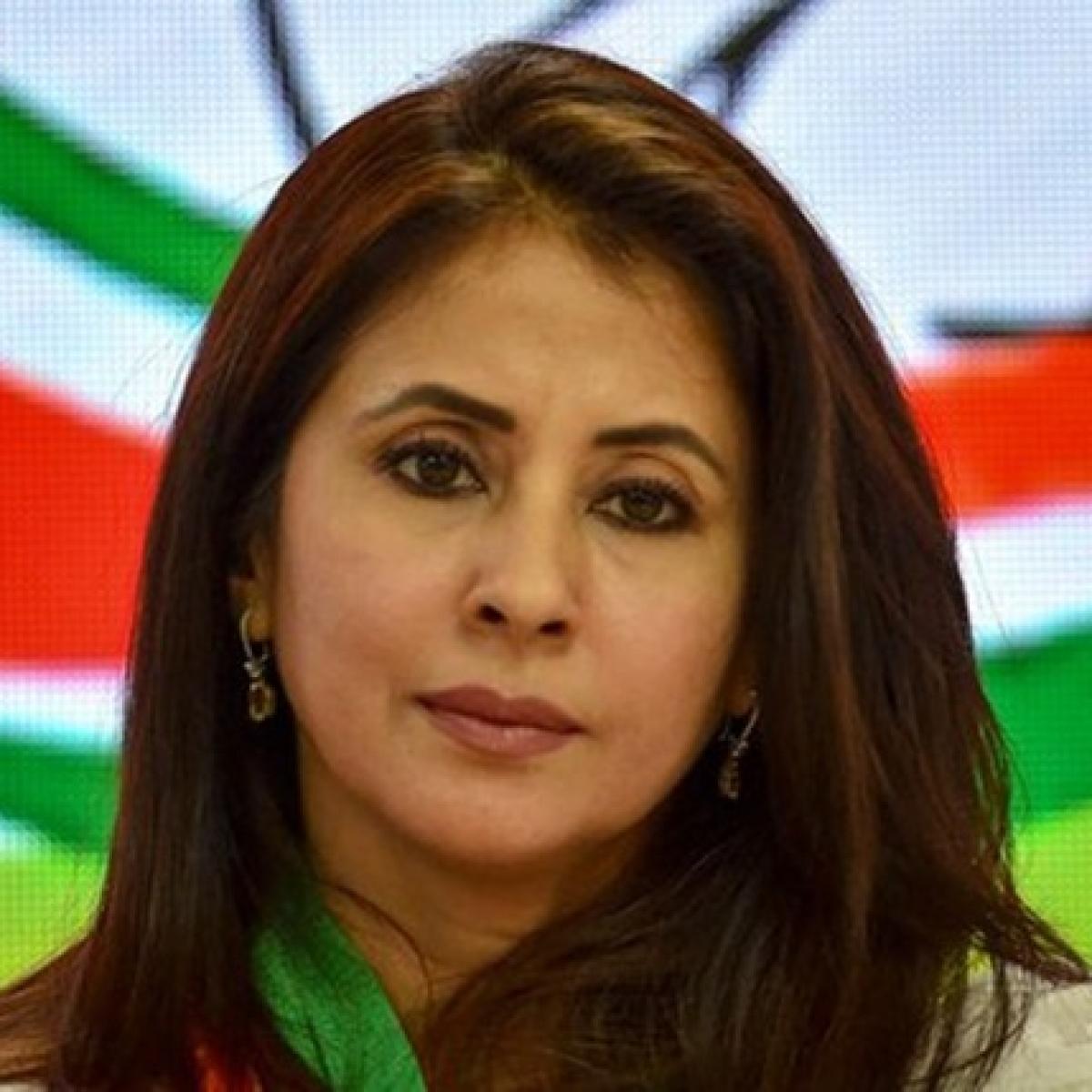 Now, Urmila Matondkar quits Congress, cites petty in-house politics as reason behind resignation