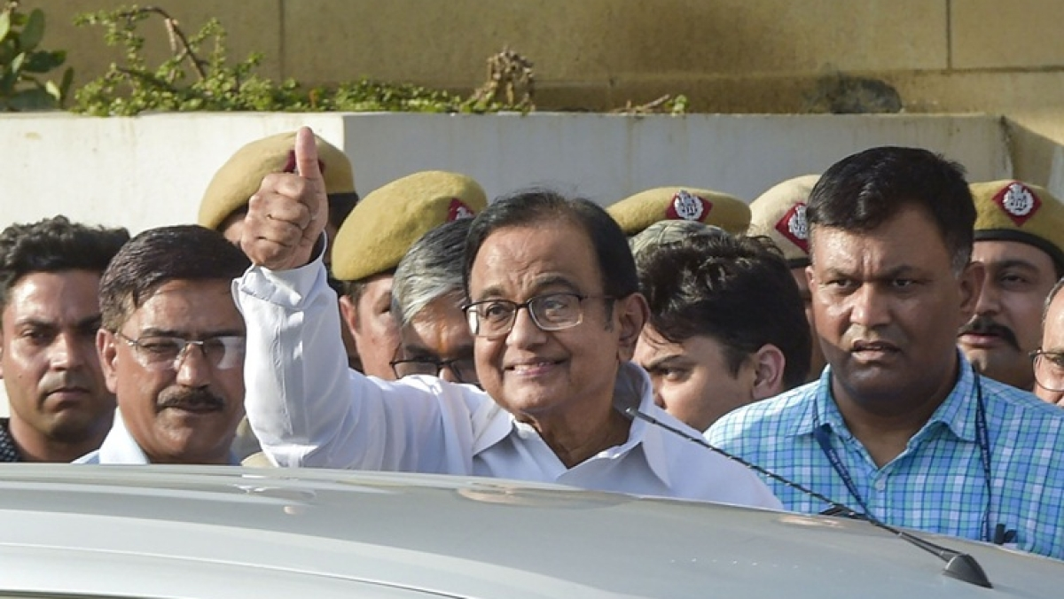 450 questions, 90 hours: P Chidambaram's gruelling 'interrogation week'