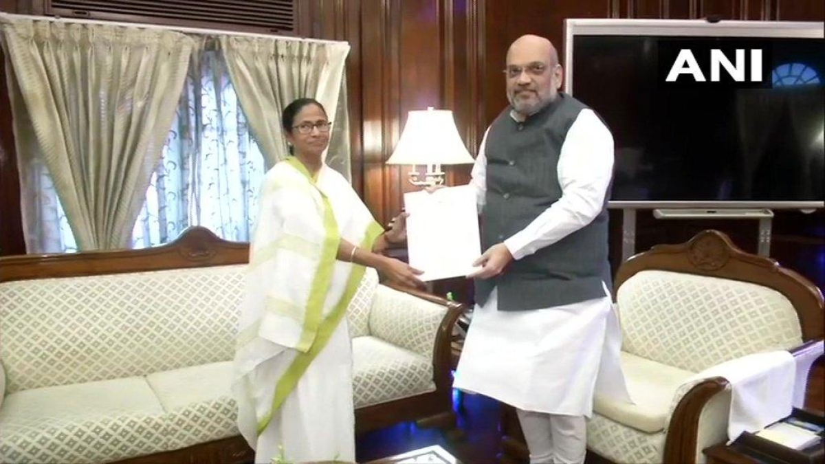 Mamata turns on Amit Shah's jibe, asks 'what sympathetic work has BJP done?'
