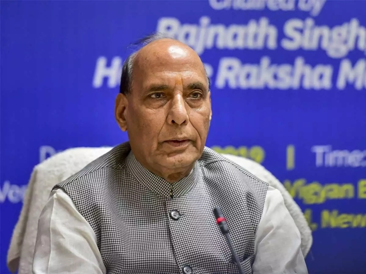 Our force is fully prepared: Rajnath Singh on Pakistan reactivating Balakot again