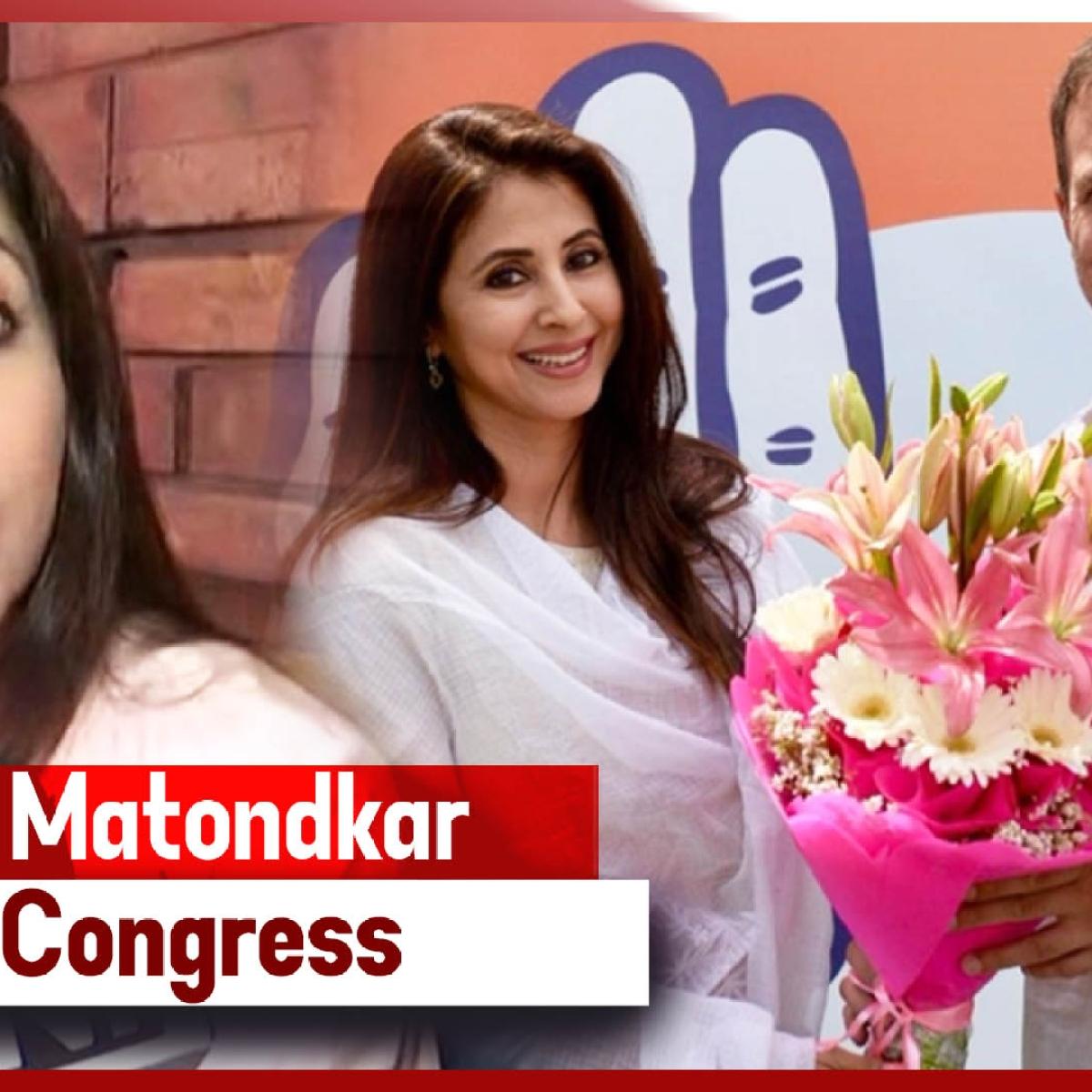 Urmila Matondkar Quits Congress, Cites Petty In-House Politics As Reason Behind Resignation
