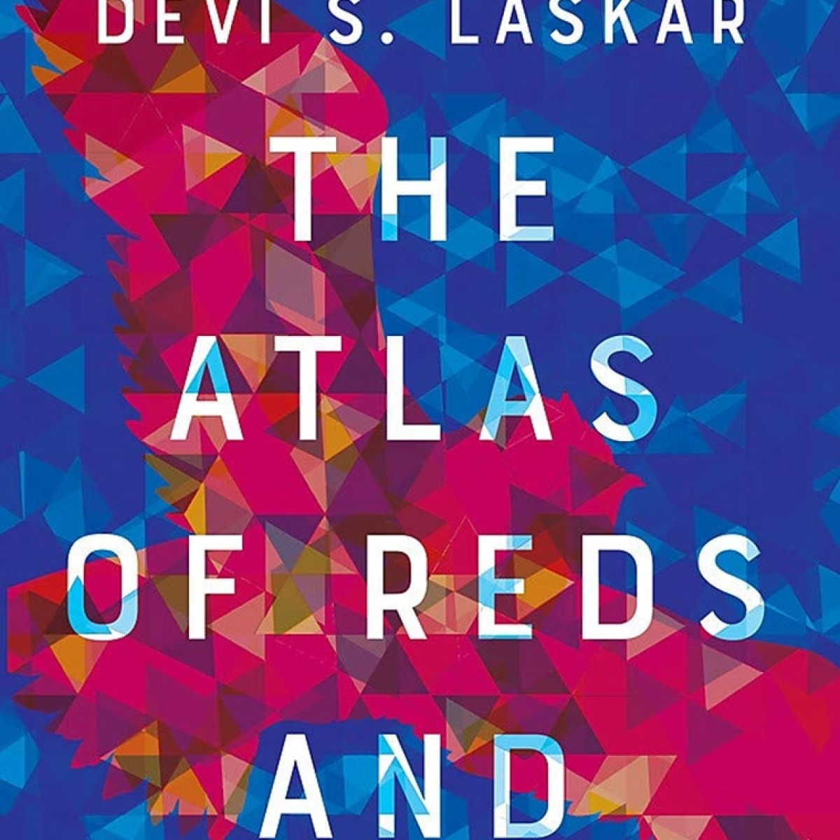 The Atlas of Reds and Blues Book Review: Brutally honest, narratively truthful