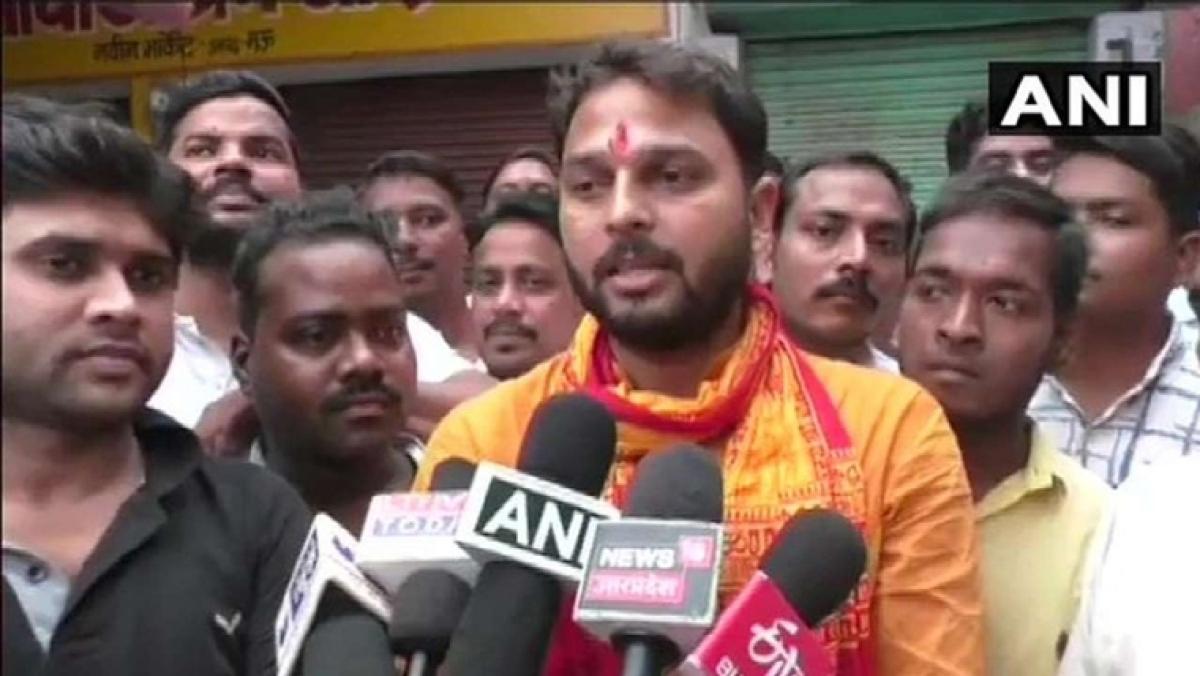 Uttar Pradesh: BJP fields vegetable vendor's son Vijay Rajbhar for Ghosi by-election