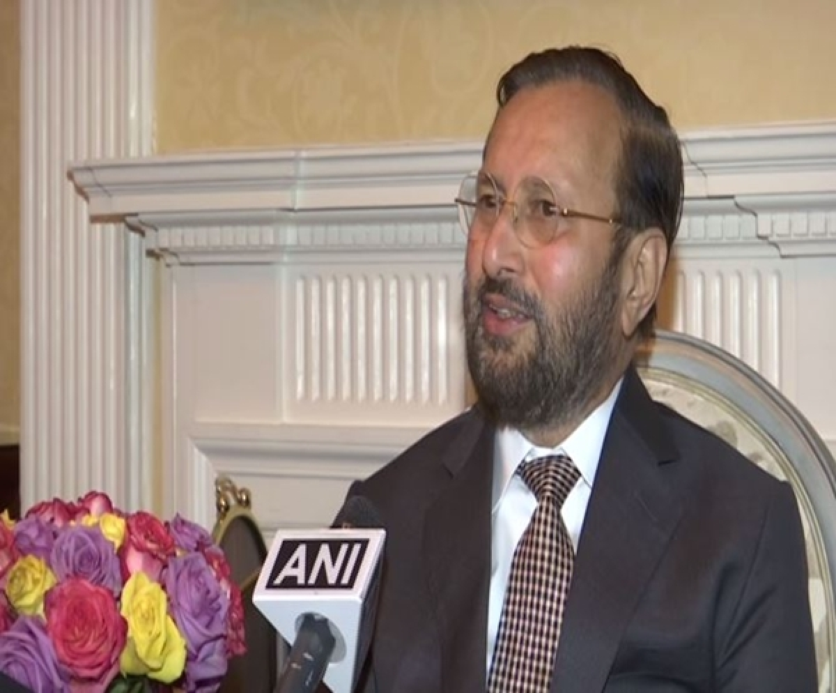 They are leaderless, directionless: Prakash Javadekar slams Opposition for criticizing Howdy Modi! Event