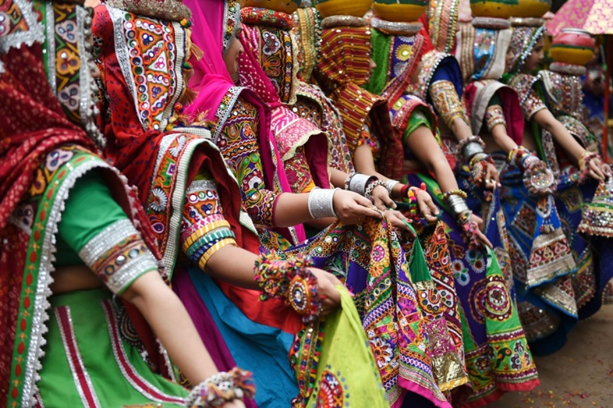Navratri 2019: List of colours to wear during the 9-day festival
