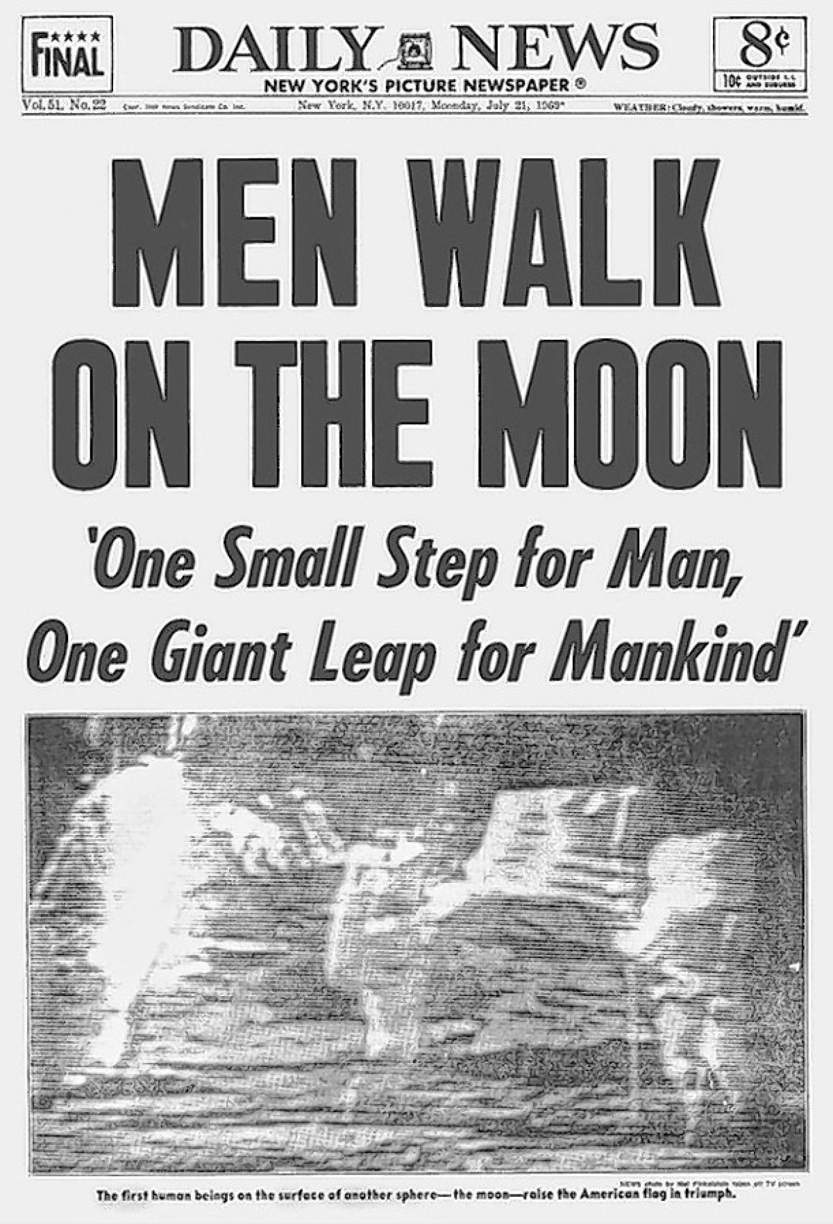 Many moons ago...