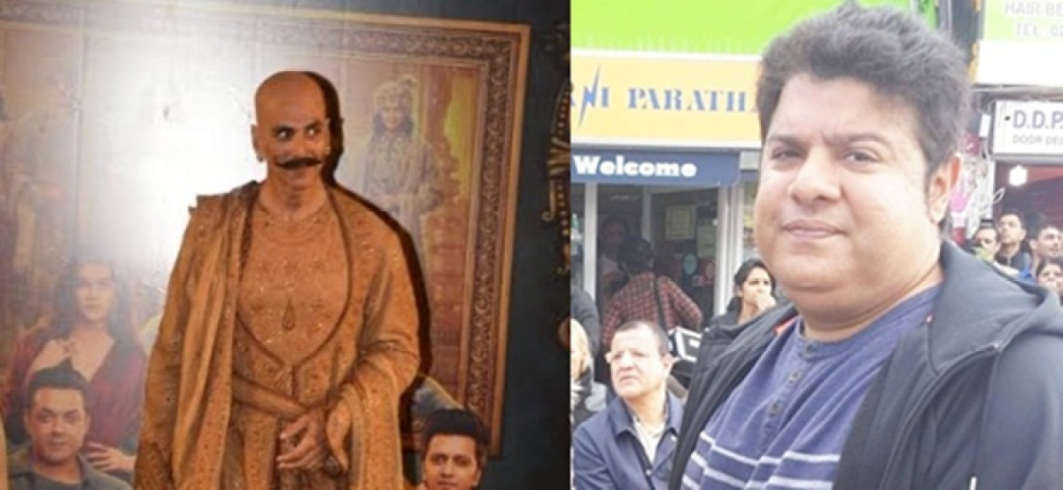 Sajid Khan won't be getting director's credit for 'Housefull 4': Akshay Kumar