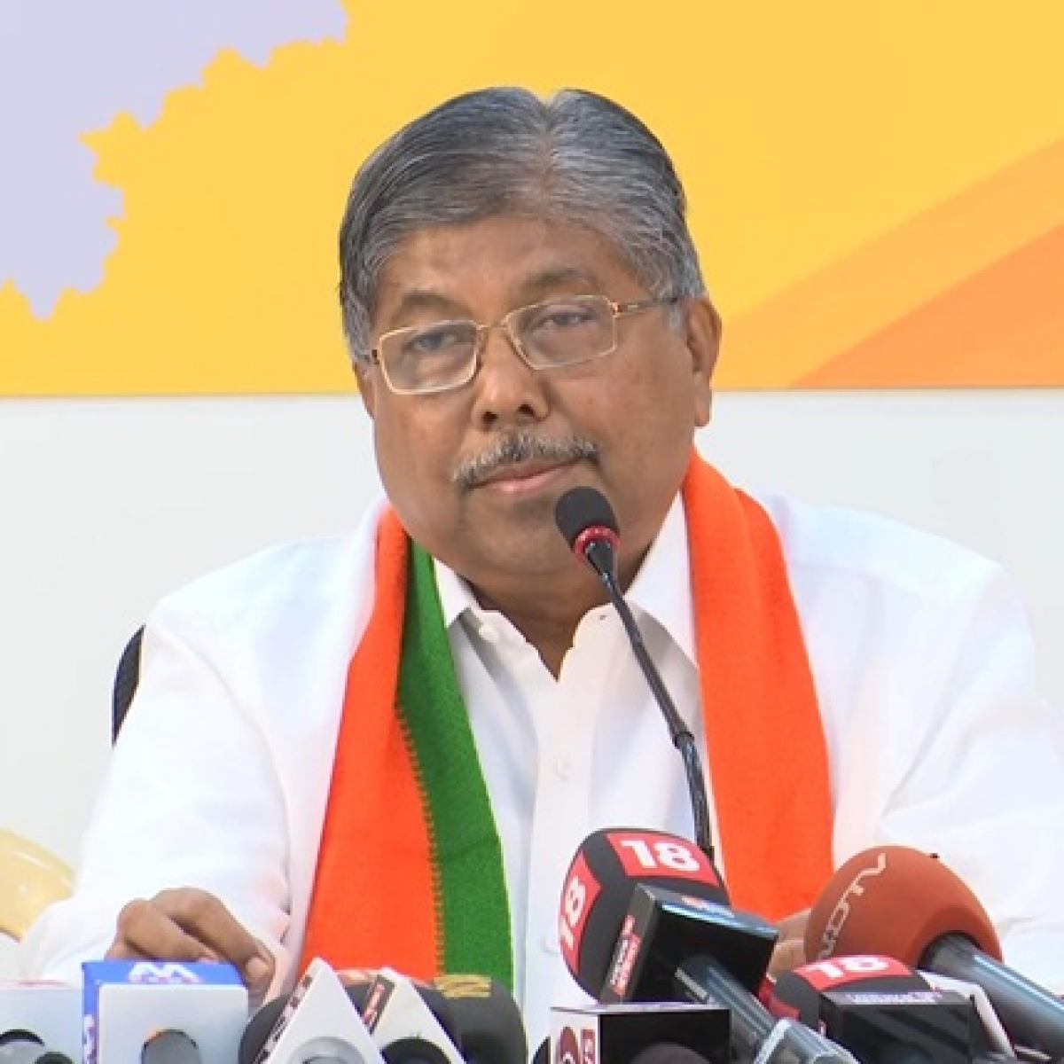 Shiv Sena betrayed mandate, this compelled BJP to form govt: Chandrakant Patil