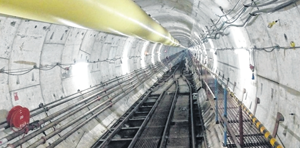 Metro-3: 45 people/km to be hired