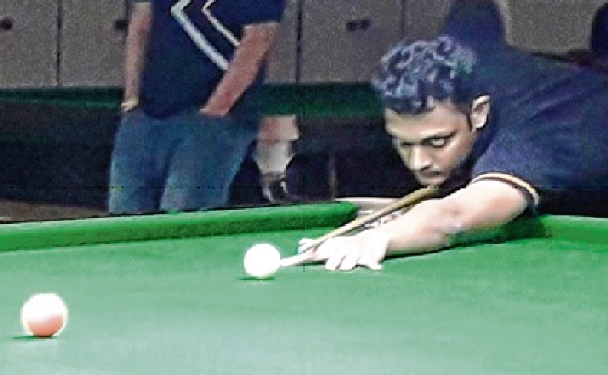 Aashit Pandya, Kiran Chheda move ahead in Snooker & Billiards Selection