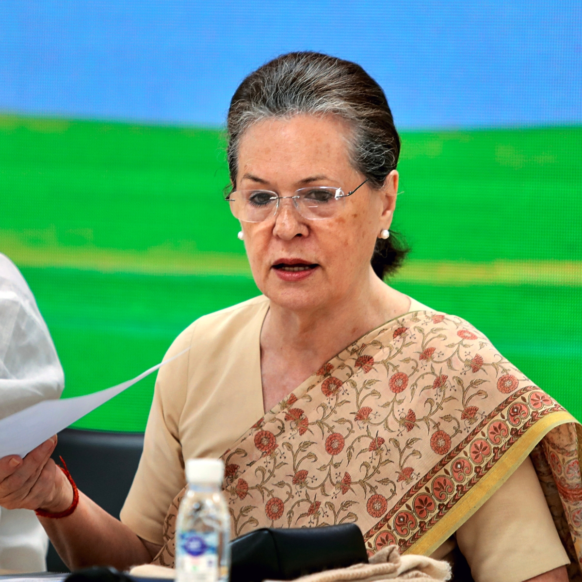 Constitutional values are being attacked by way of a concerted and vicious conspiracy: Sonia Gandhi