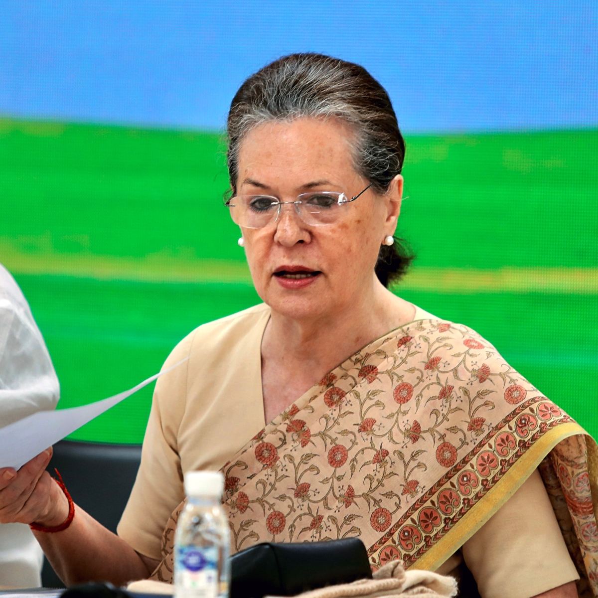 Congress performance in assembly polls disappointing, says Sonia Gandhi