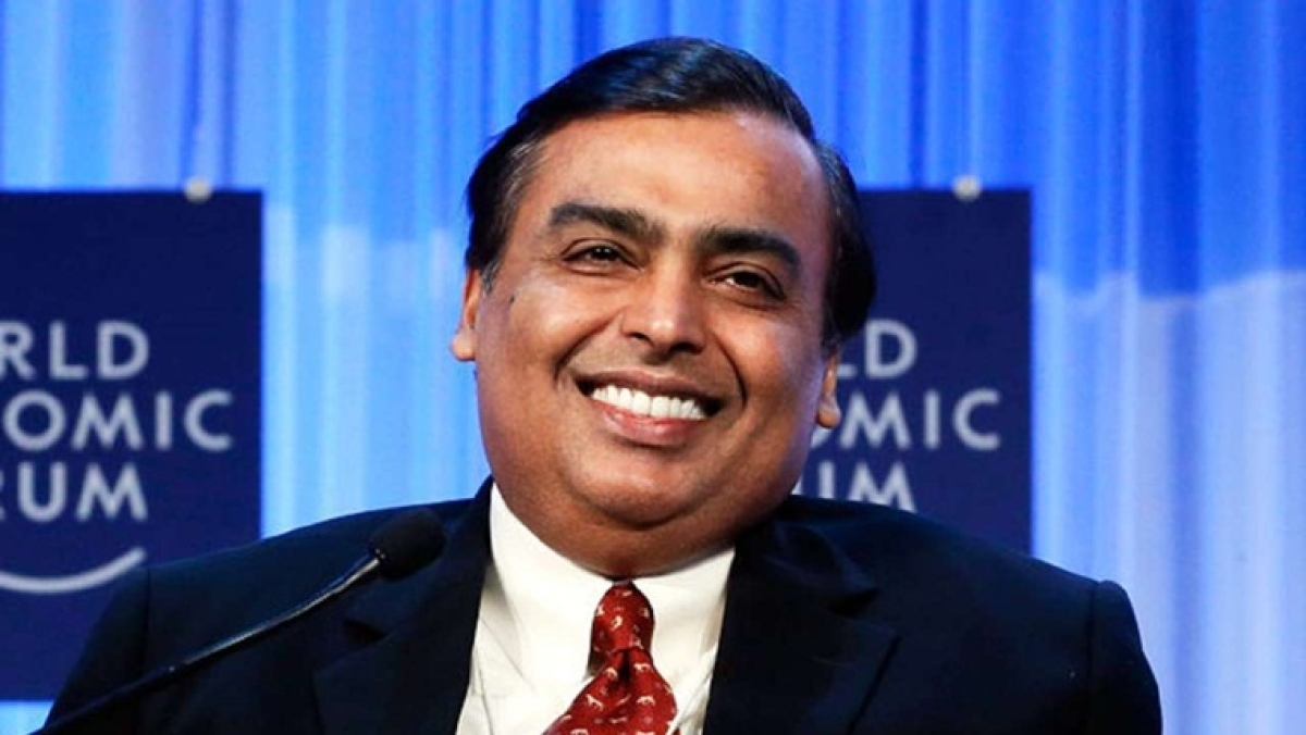 Mukesh Ambani bolsters hold over RIL with stake hike, shares up