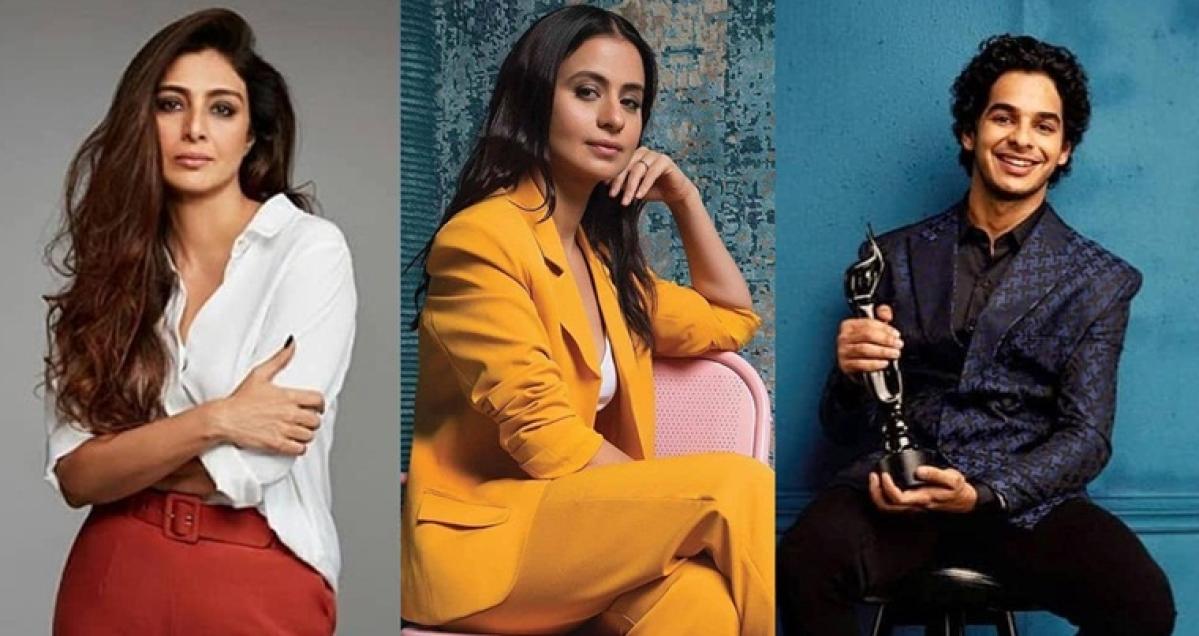 Rasika Dugal joins Ishaan Khatter, Tabu starrer 'A Suitable Boy'