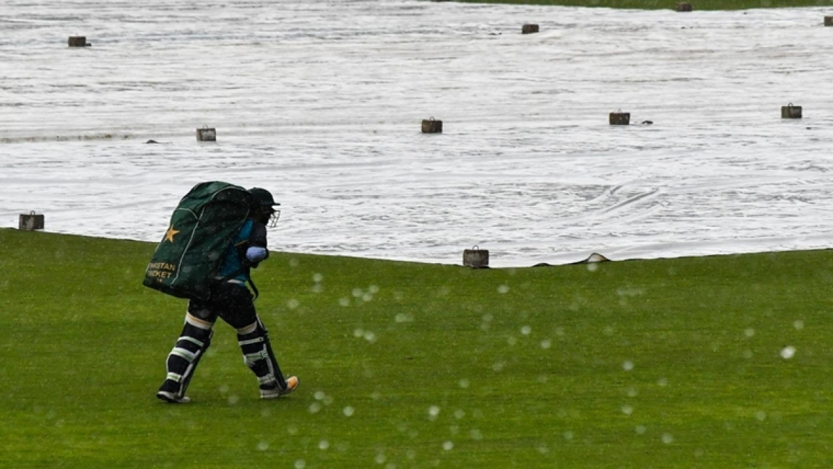 Pakistan vs Sri Lanka: One-day international match calls off today due to rain in Karachi