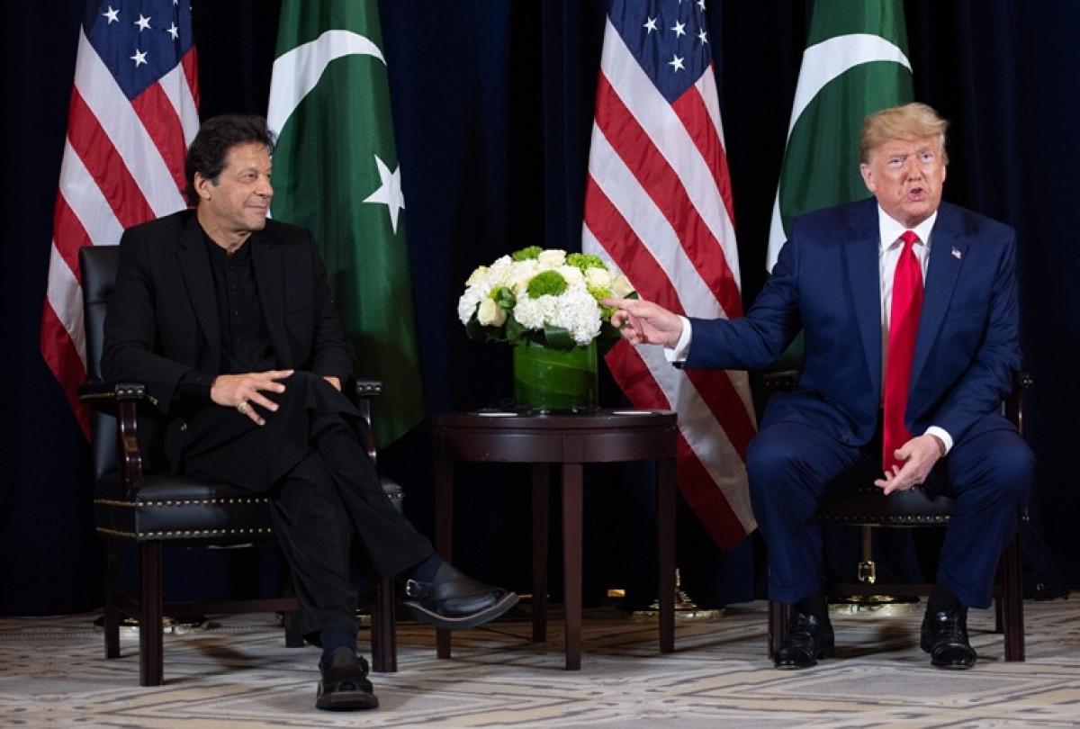 'Where do you find reporters like these?': Donald Trump mocks Imran Khan after Pak journalist went rhetoric on Kashmir