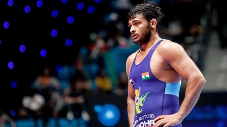 World Wrestling Rankings: Deepak Punia clinches number one position in 86-kg category