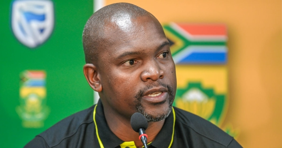 Sleepless nights for South Africa Team Director Enoch Nkwe ahead of India tour