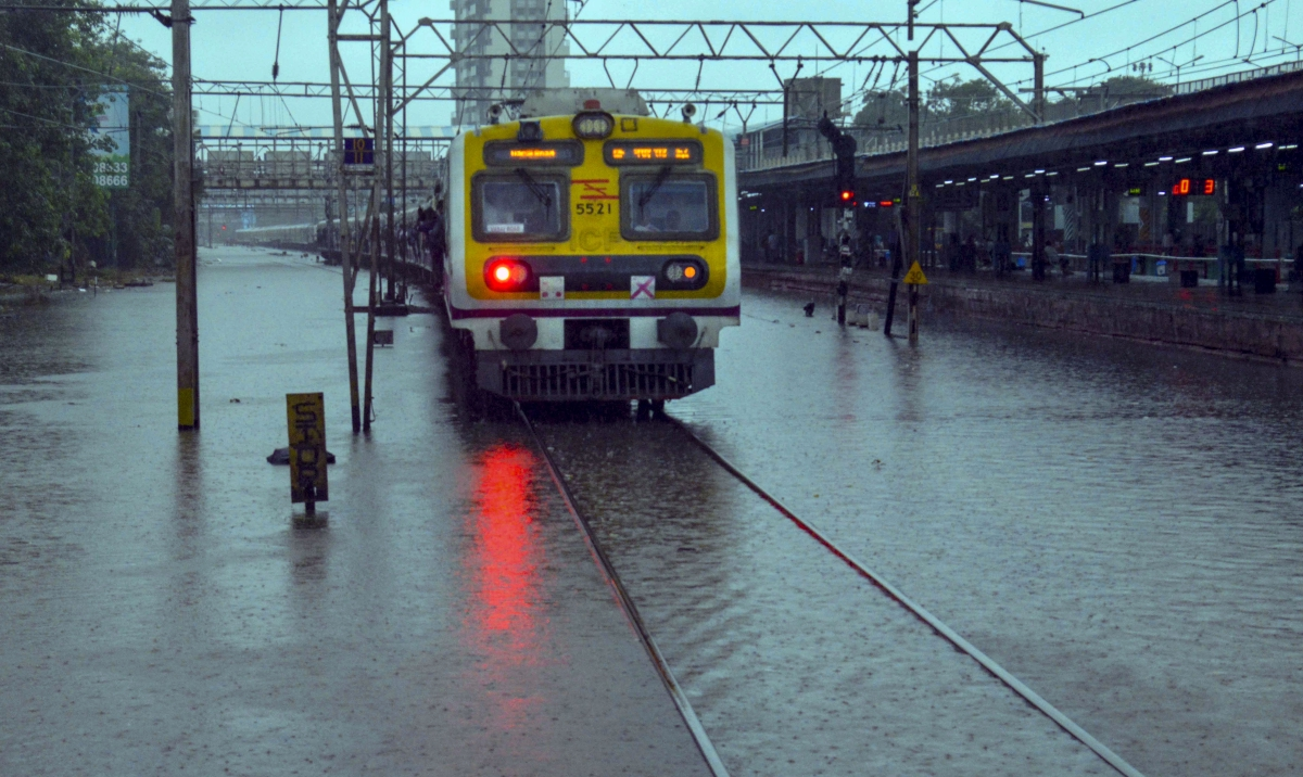 Maharashtra: Heavy rains disrupt long distance train services