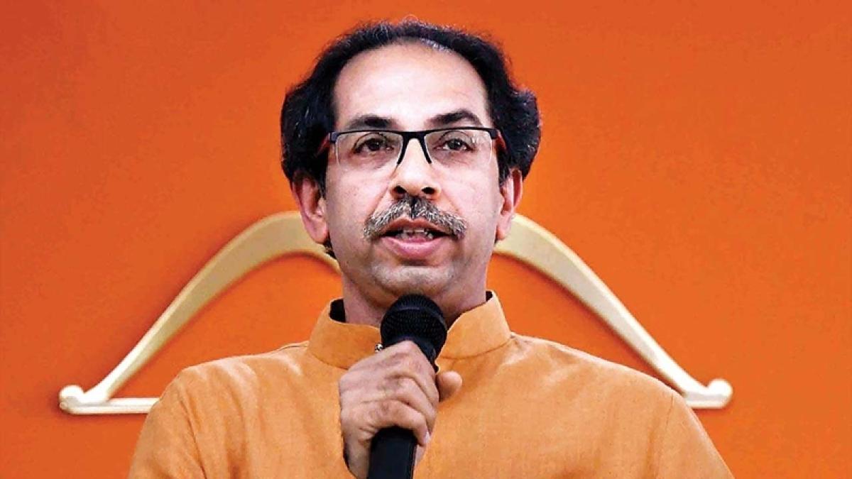 Shiv Sena President Uddhav Thackeray