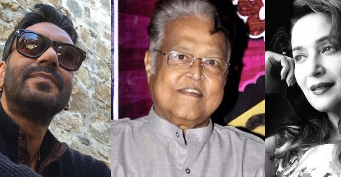 Ajay Devgn to Madhuri Dixit, Bollywood mourns death of Viju 'Kaalia' Khote