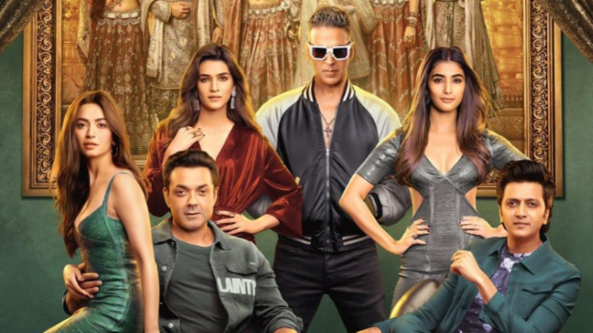 Akshay Kumar's 'Housefull 4' off to low start, mints Rs 7.79 Cr internationally