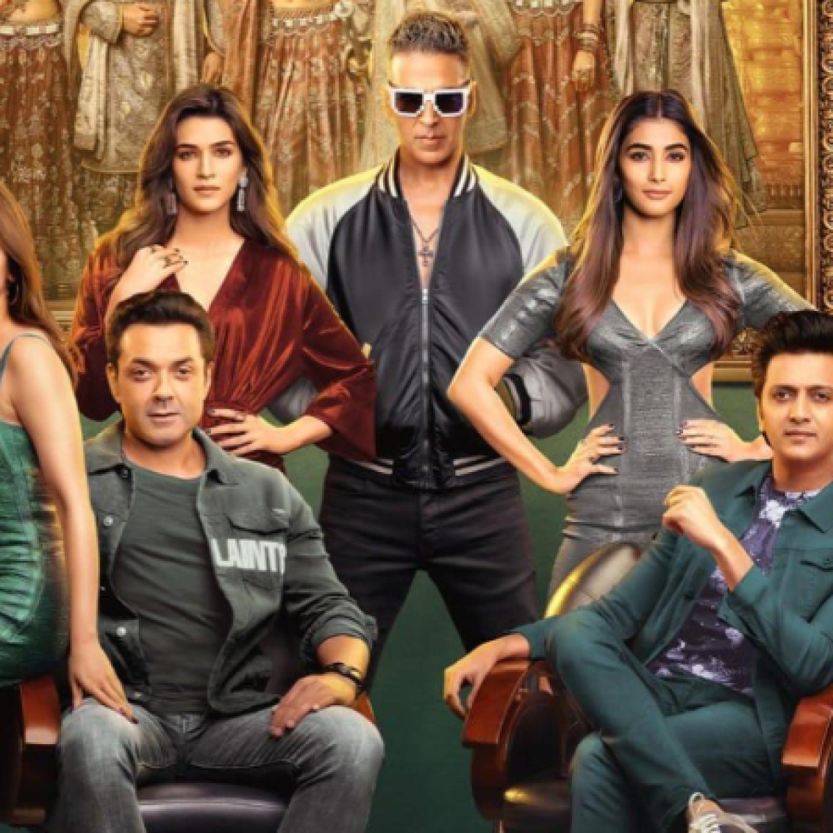 Housefull 4 Trailer: Akshay Kumar's multi-starrer will tickle your funny bones