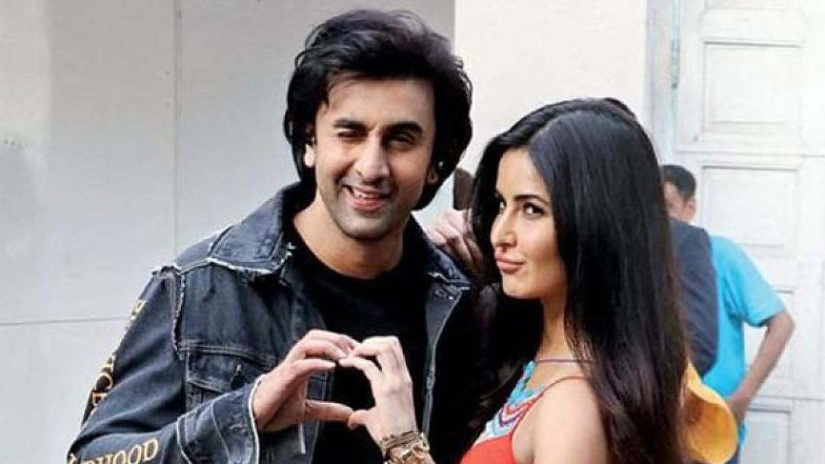 Ex couple Ranbir Kapoor, Katrina Kaif come together onscreen after ...
