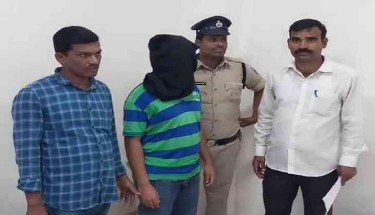 Telangana: Man held for sending bomb threat mail to RGI Airport