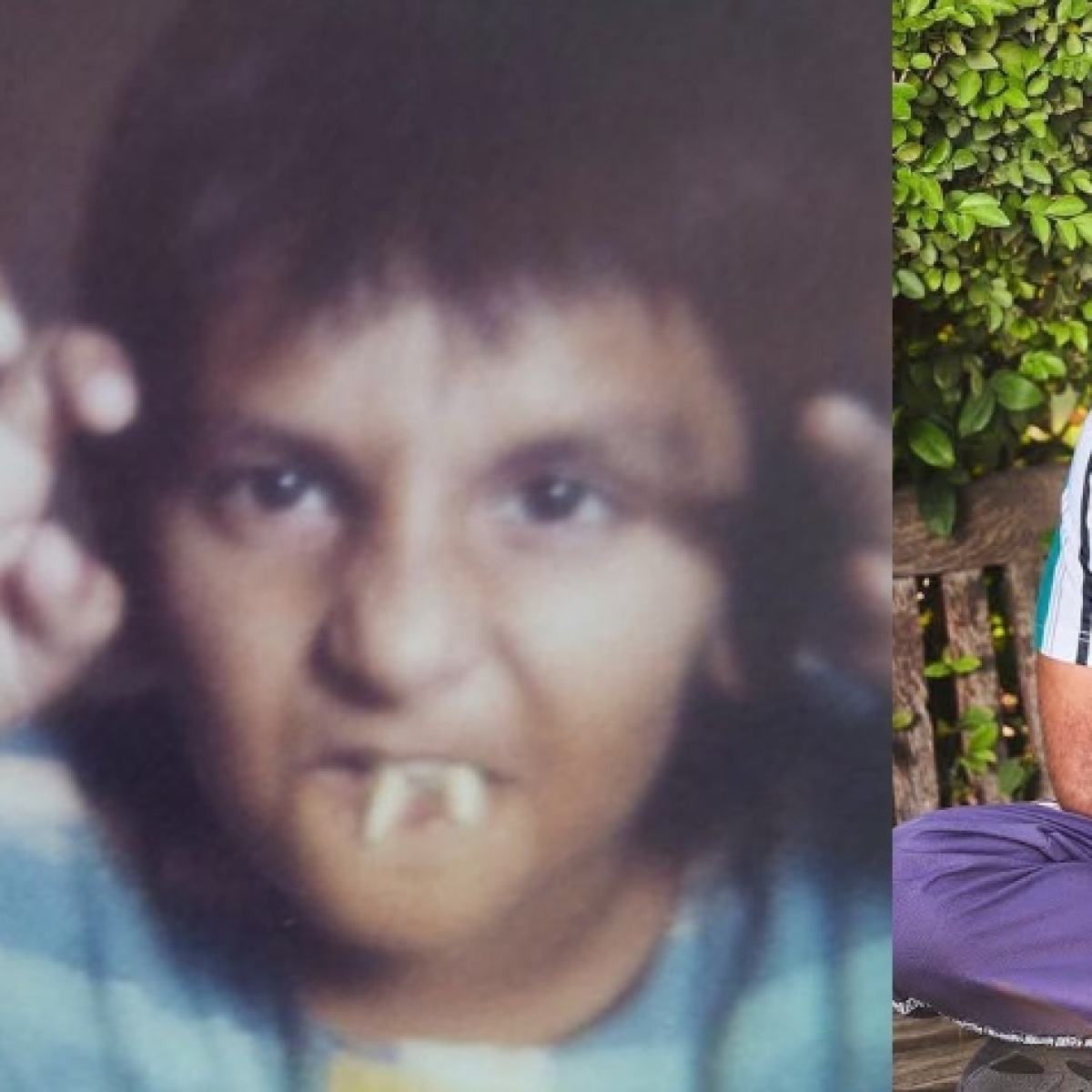 Ranveer Singh's scary childhood picture is winning hearts on the internet