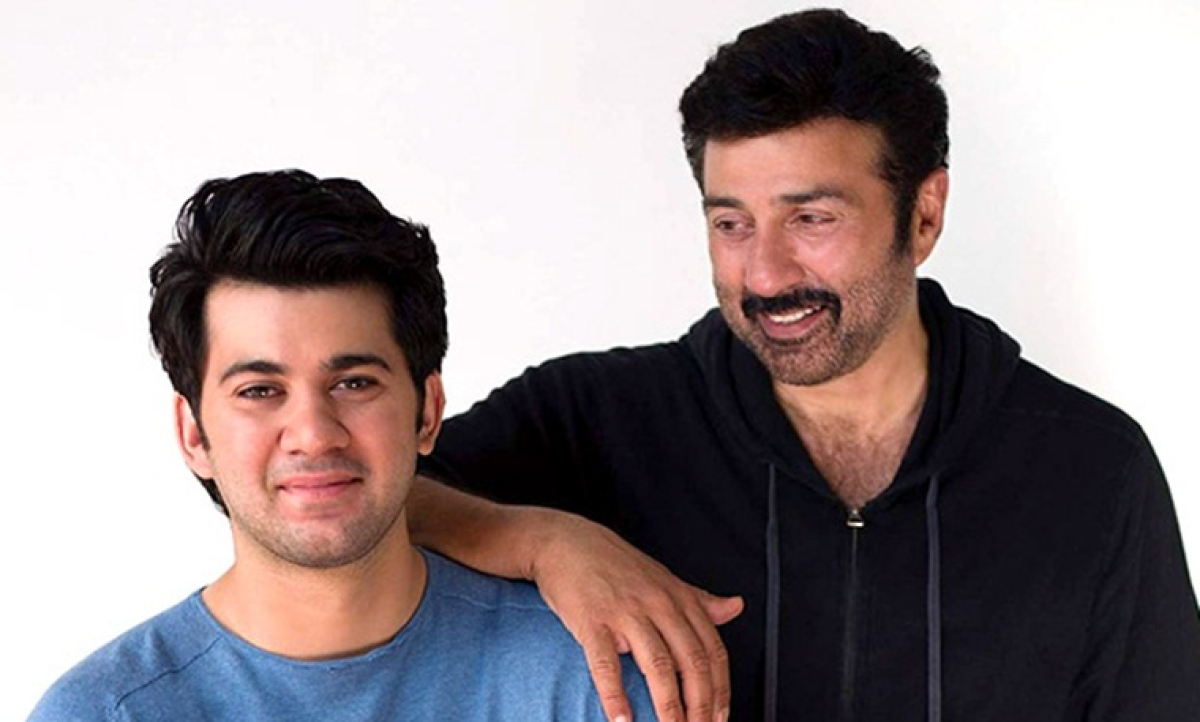 Sunny Deol shocked by below-the-belt reviews for son Karan in 'Pal Pal Dil Ke Paas'