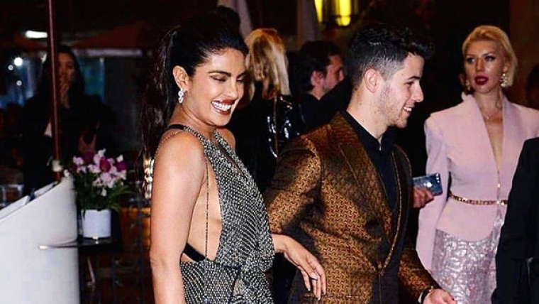 Priyanka Chopra says husband Nick Jonas is her father Ashok Chopra's mirror image