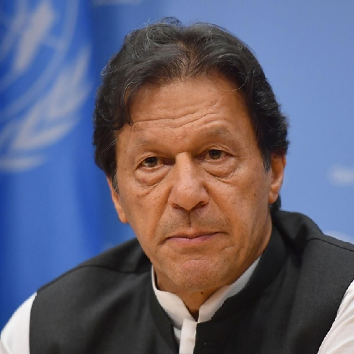 """Islamophobia creating divisions, hijab becoming a """"weapon"""": Imran Khan at UNGA"""