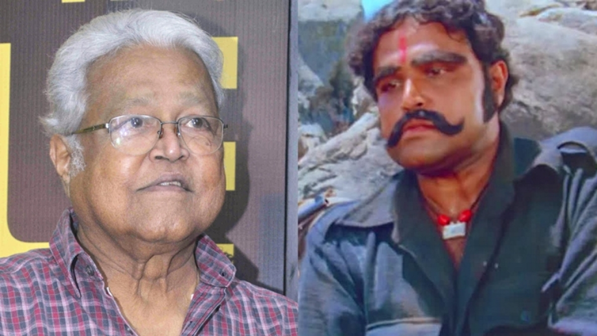 Veteran actor Viju Khote aka 'Kalia' from 'Sholay' passes away at 77