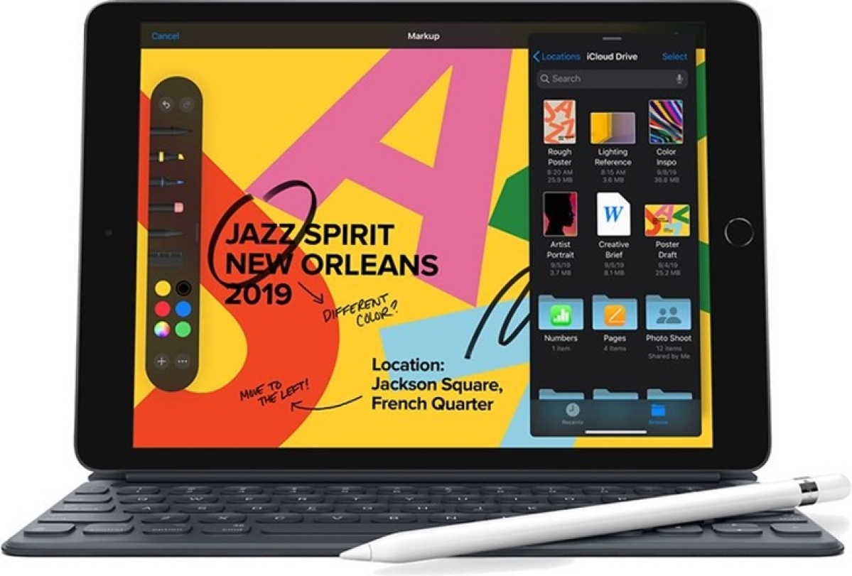 Apple's new 10.2-inch iPad starts shipping