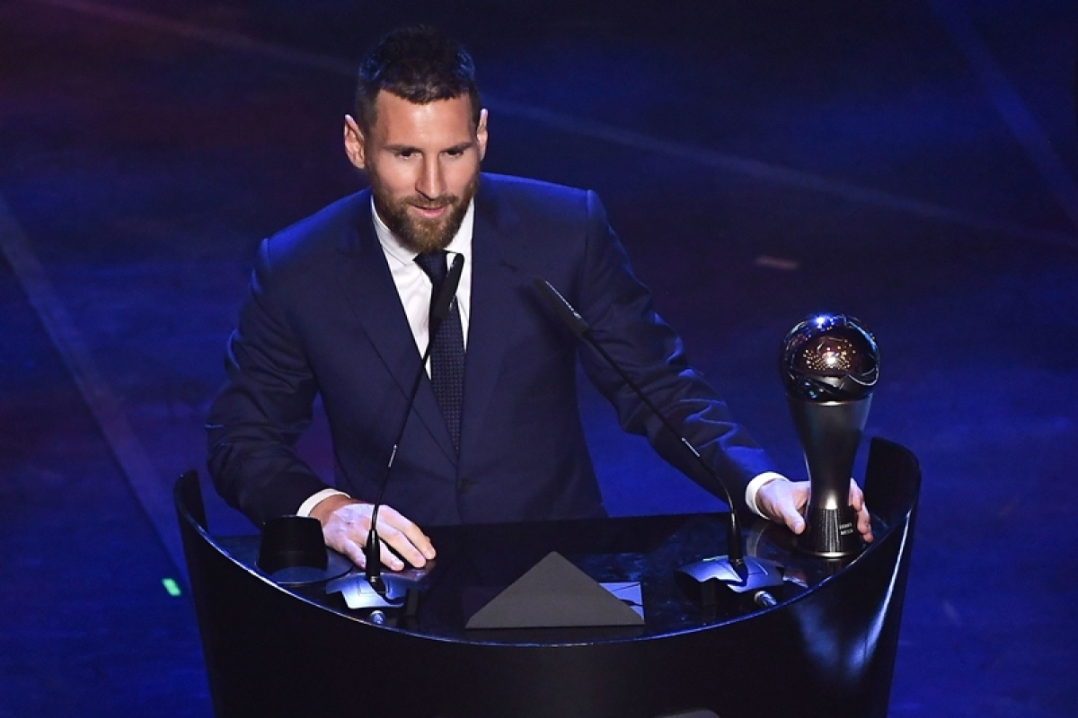 It has been long time without winning individual prize: Lionel Messi