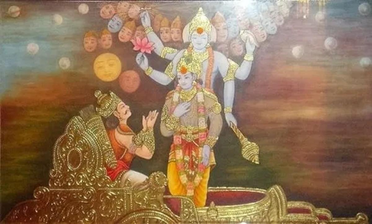 Guiding Light: Life lessons from Shrimad Bhagavad Gita