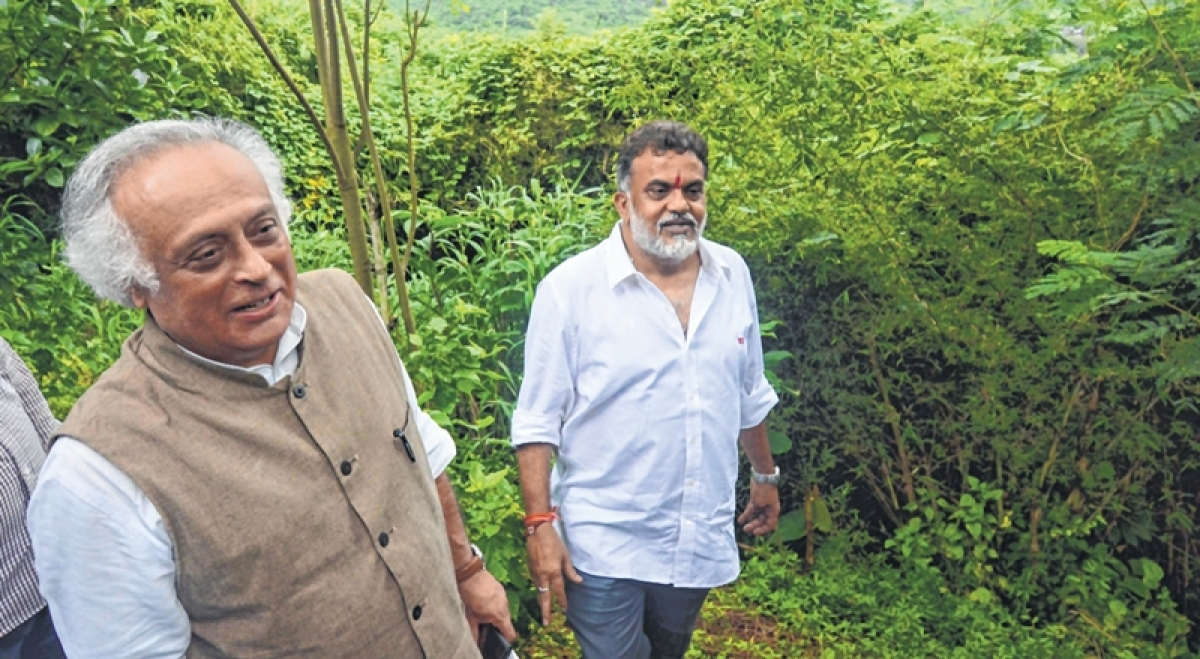 Request Shiv Sainiks to educate their allies about importance of Aarey: Jairam Ramesh