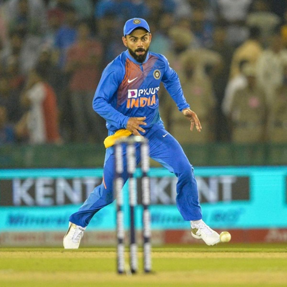 India vs South Africa: Virat Kohli breaks stumps in frustration, watch video