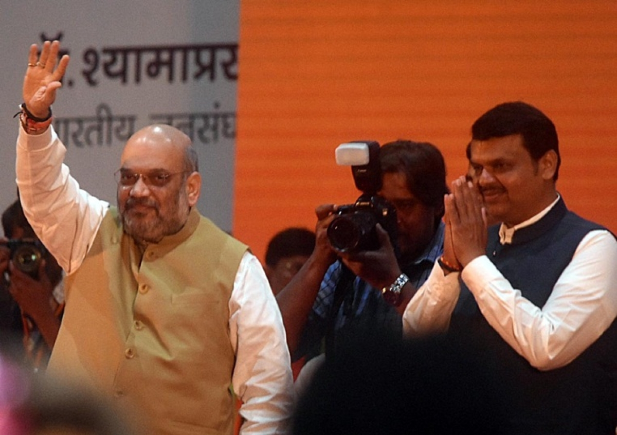 BJP reviews poll readiness in all Maharashtra seats amid tie-up delay