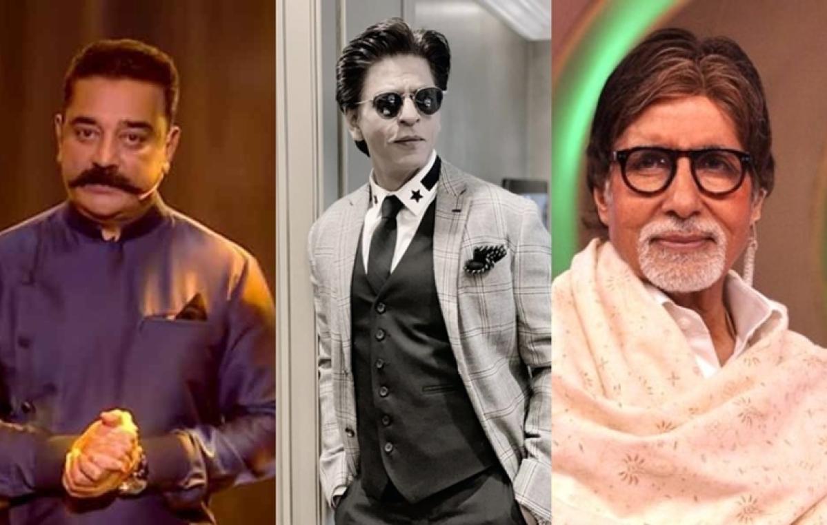 Amitabh Bachchan, Shah Rukh Khan and more hail ISRO team for Chandrayaan-2