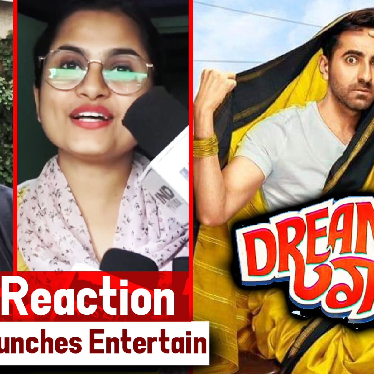 Dream Girl Public Review | Superhit Dialogues, Punches Entertain Audience | Ayushmann Khurrana