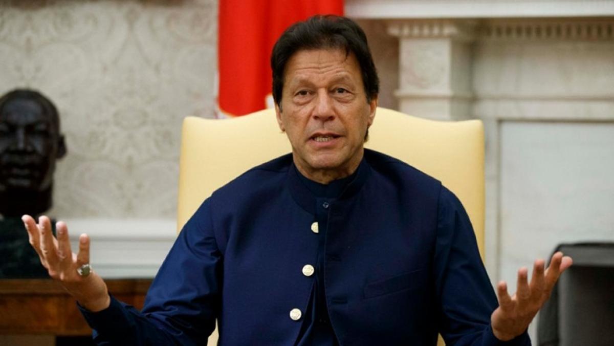 CPEC to help boost Pakistan's development: Imran Khan