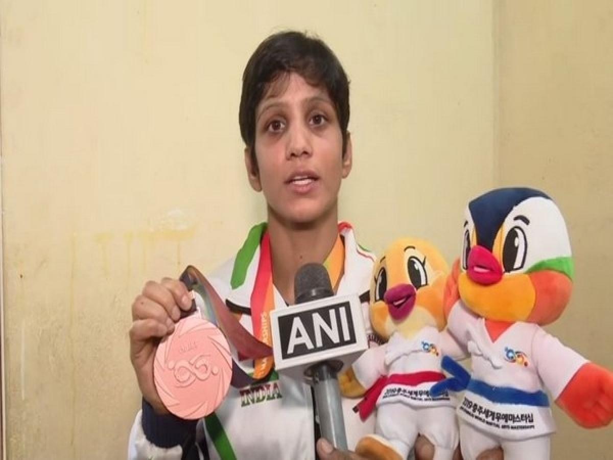 Odisha-based Anupama Swain wins bronze in World Martial Arts Mastership, qualifies for Asian Games